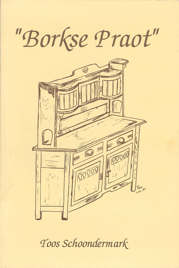 Cover of Borkse praot