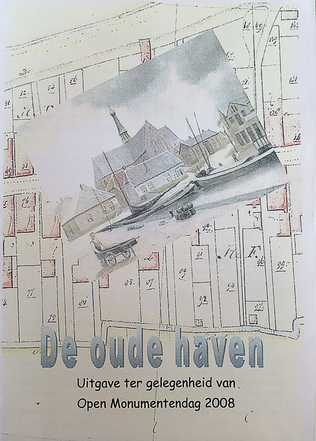 Cover of De oude haven