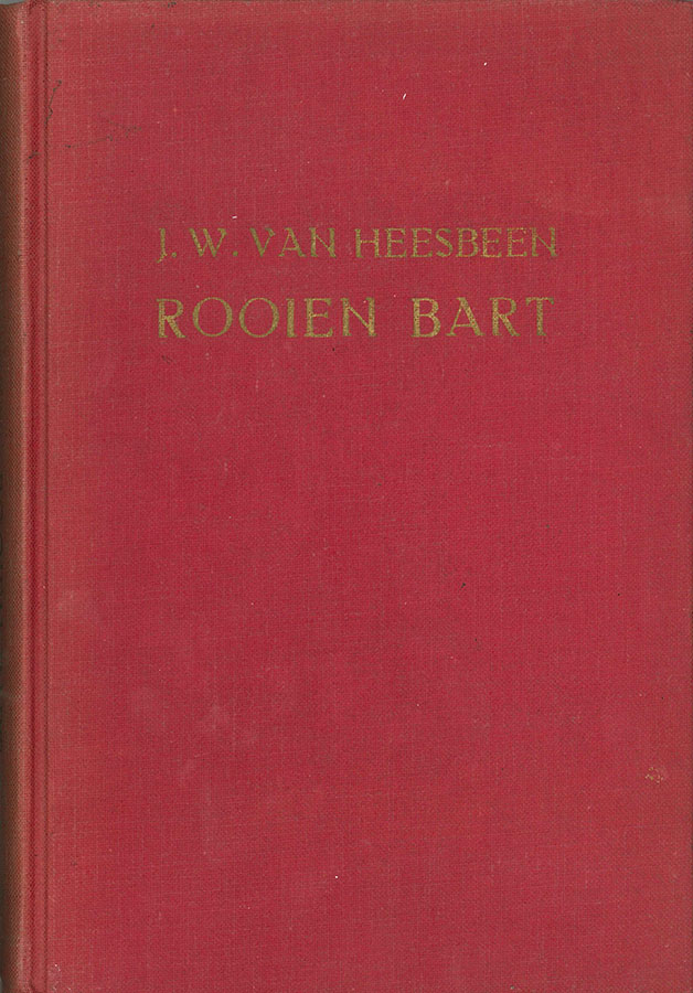 Cover of Rooien Bart